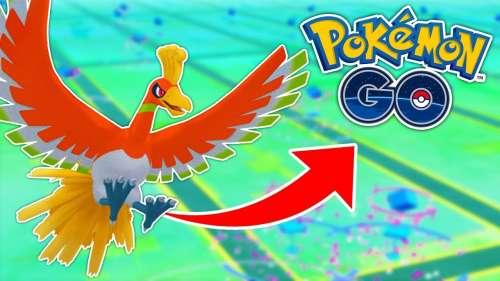 Ho-oh de retour dans les raids Pokemon GO !