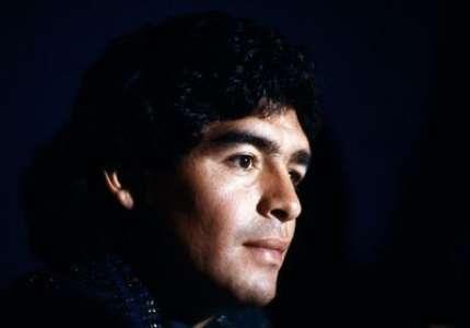 Basile de Bure : « Maradona et moi »