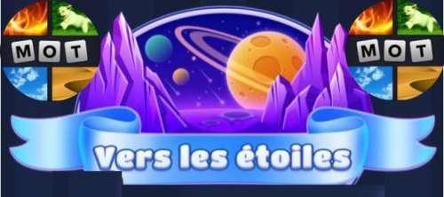 4 IMAGES 1 MOT SEPTEMBRE 2021 – Enigme journalière VERS LES ÉTOILES