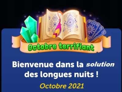 Solution 4 Images 1 Mot octobre 2021 Octobre terrifiant