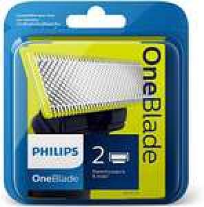 Lot de 2 lames Philips Oneblade