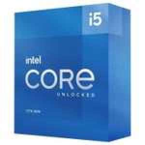 Processeur Intel Core i5-11600K - 6 cœurs / 3,9 GHz - Socket 1200 - 125W