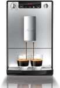 Machine à café expresso automatique Melitta Caffeo Solo E950-103 - Broyeur à grain, Argent (D'occasion - Acceptable)