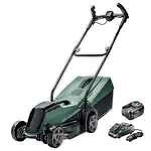 Tondeuse sans Fil Bosch Home and Garden - Citymover 18 (Livrée avec Une Batterie 18v-4ah et Son Chargeur)