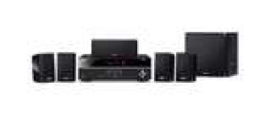 Pack ampli + enceintes Home Cinéma Yamaha YHT-1840