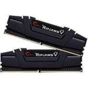 Kit mémoire RAM DDR4 G.Skill Ripjaws V F4-3200C16D-32GVK 32 Go (2 x 16 Go) - 3200 MHz, CL16
