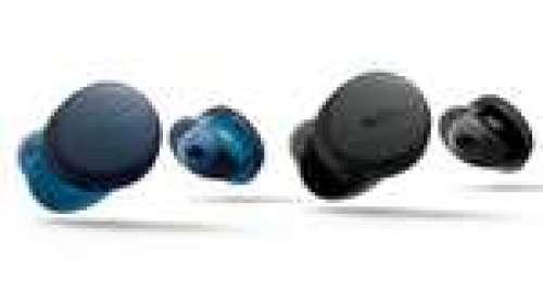 Écouteurs intra-auriculaires sans Fil - Sony WF-XB700 Noir ou Bleu - Bluetooth 5.0, 18H