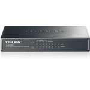 Switch Tp-link 8 Ports Gigabit|4 PoE+ 64W