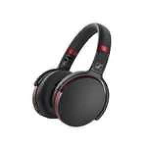 Casque audio sans-fil à Réduction de bruit active Sennheiser HD 458BT - Bluetooth 5.0, aptX, NFC