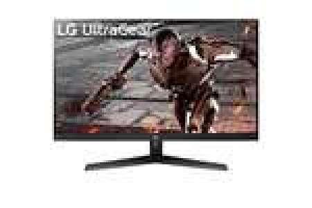 """Écran PC 32"""" LG UltraGear 32GN600-B - QHD, 165 Hz, Dalle VA, 5ms, G-Sync Compatible, FreeSync Premium"""
