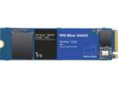 SSD interne M.2 NVMe Western Digital WD Blue SN550 (3D NAND) - 1 To (Frontaliers Allemagne)