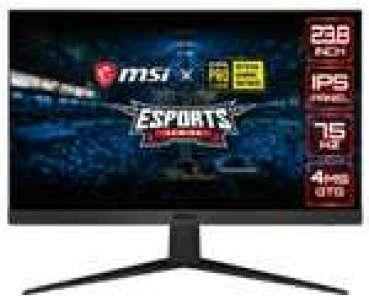 Sélection d'Ecrans PC Gaming MSI en promotion - Ex: Écran PC 23.8