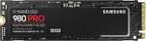 SSD interne M.2 NVMe Samsung 980 Pro PCIe 4.0 (MZ-V8P500BW) - 500 Go