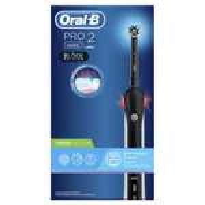 Brosse à dents électrique Oral-B Pro 2 2000 (avec 27,93€ sur la carte fidélité)