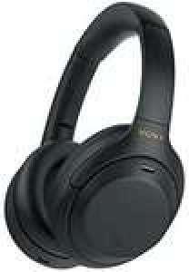 Casque audio sans fil à réduction de bruit active Sony WH-1000XM4 - Bluetooth (frais d'importation inclus)