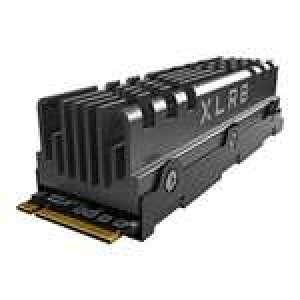 SSD interne M.2 NVMe 4.0 PNY XLR8 CS3040 - 500 Go (Dissipateur inclus)