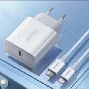 [Nouveaux clients] Chargeur USB Type C Ugreen (CD137) - 20W