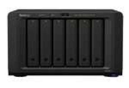 Serveur NAS Synology DiskStation DS1618+ - 6 baies, 4 Go (Vendeur tiers)