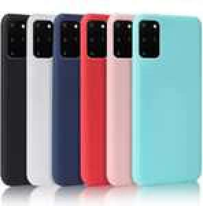 Pack de 6 ou 9 coques pour Smartphones. Ex : Samsung Galaxy S20+, IPhone 13 Pro,... (vendeur tiers)