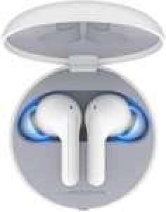 Écouteurs sans fil à réduction de bruit active LG Tone Free HBS-FN7 - Blanc