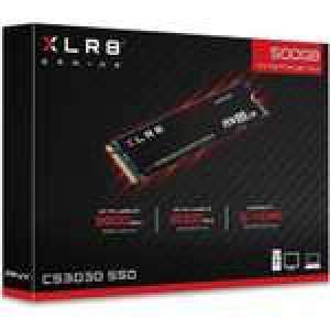 SSD interne M.2 NVMe PNY CS3030 - 500 Go (3500Mo/s)