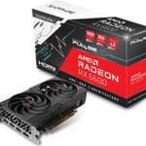 Carte graphique Sapphire Radeon RX 6600 Pulse (Frontaliers Suisse)