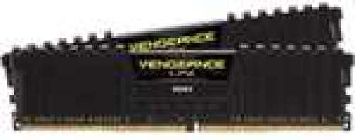 Kit mémoire RAM Corsair Vengeance LPX (CMK16GX4M2B3200C16) - 16 Go (2 x 8 Go), 3200Mhz, CL16, XMP 2.0