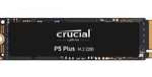 SSD interne M.2. Crucial P5 Plus CT1000P5PSSD8 - 1 To, NVMe, PCIe 4.0, 3D NAND