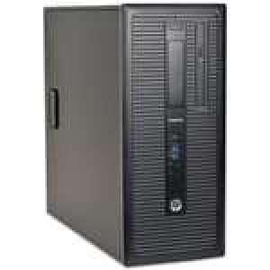 Ordinateur HP EliteDesk 800 G1 MT (i5-4570, 8 Go de RAM, 250 Go en SSD, Windows 10, DVD-RW) - reconditionné Grade A