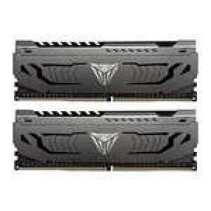 Kit mémoire RAM Patriot Viper Steel (PVS416G320C6K) - 16Go (2 x 8Go), DDR4, 3200 MHz, CL16