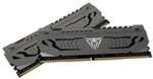 Kit Mémoire RAM Patriot Viper Steel PVS416G360C7K - 16 Go (2 x 8 Go), DDR4, 3600 MHz, 288-pin DIMM