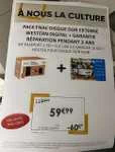 Disque Dur Externe Western Digital My Passport 2To + Clé USB 3.0 Sandisk 16Go - Cergy (95)