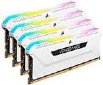 Kit mémoire RAM DDR4 Corsair Vengeance RGB Pro - 64 Go (4 x 16 Go), 3600 MHz, CL18