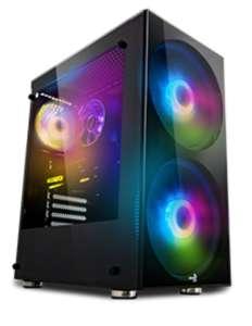 PC Gamer - Ryzen 5 5600X, RX 6700 XT (12 Go), 16 Go de RAM (3200 Mhz), 1 To SSD NVME, Gigabyte B550M, Windows 10 Pro (agando-shop.fr)