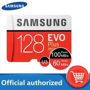 Carte microSDXC Samsung Evo Plus U3 - 128Go