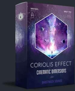 Ghosthack - Coriolis Sound Effect cinematic sample gratuit (Dématérialisé)