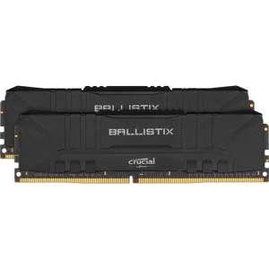 Kit mémoire RAM Crucial Ballistix (BL2K8G32C16U4B) - 16 Go (2 x 8 Go), 3200 MHz, CL16