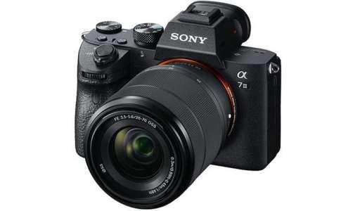 Kit Appareil photo Sony Alpha A7 III avec objectif FE 28-70mm f/3.5-5.6 OSS (mydigitaland.com)