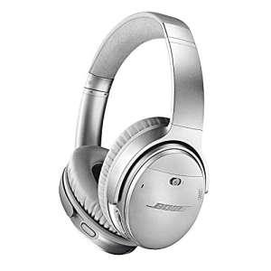 Casque audio sans fil à réduction de bruit active Bose QuietComfort 35 II - Argent