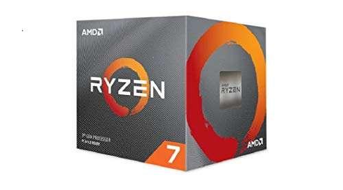 Processeur AMD Ryzen 7 3800X Wraith Prism - Boost 4.5 Ghz