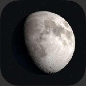 Applications LunarSight & Moon Phases Deluxe gratuites sur iOS & Mac