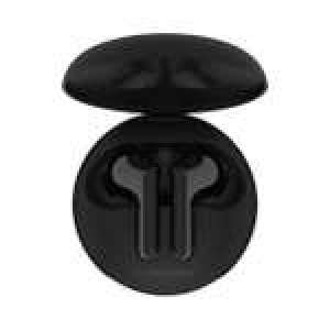 Écouteurs sans fil LG Tone Free HBS-FN4 - True Wireless, Son Meridian, Bluetooth 5.0, Noir