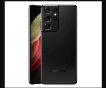 Samsung Smartphone »Samsung Galaxy S21 Ultra«, (17,3 cm/6,8