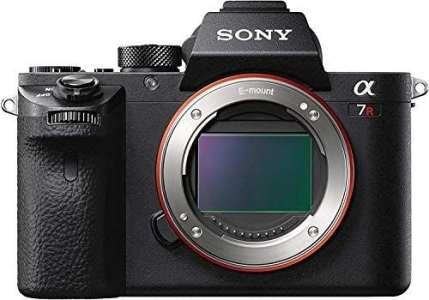 Appareil Photo Numérique Hybride Sony Alpha 7 R II - Boitier Nu, Capteur plein format 42 MP