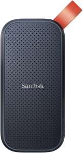 SSD externe usb-c SanDisk 480 Go 520mo/s le 1to à 99,99€
