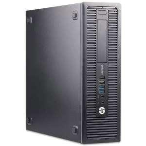 Sélection de PCs reconditionnés en promotion - Ex : HP EliteDesk 800 G1 SFF (i5-4670, 8 Go de RAM, 250 Go, Windows 10) - grade B
