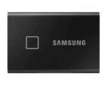 SSD Externe NVMe USB 3.2 Samsung T7 Touch - 500Go (Frontaliers Suisse)