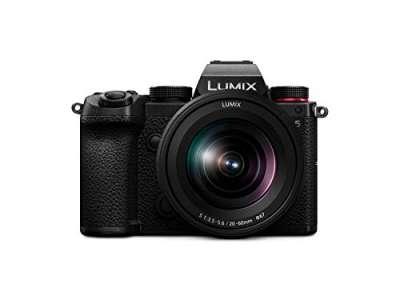 Appareil photo hybride Panasonic Lumix S5 + Objectif S 20-60mm f/3,5-5,6