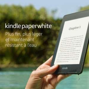 [Prime] Sélection de Kindle en promotion - Ex : Paperwhite (Écran haute résolution 6