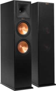 Paire d'enceintes colonnes Klipsch RP-280F - Noir
